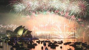 NYE Sydney Harbour 2012