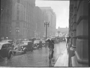 Martin Place, Sydney 1937