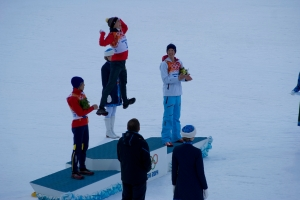 Eric Frenzel - Nordic Combined Gold Medalist
