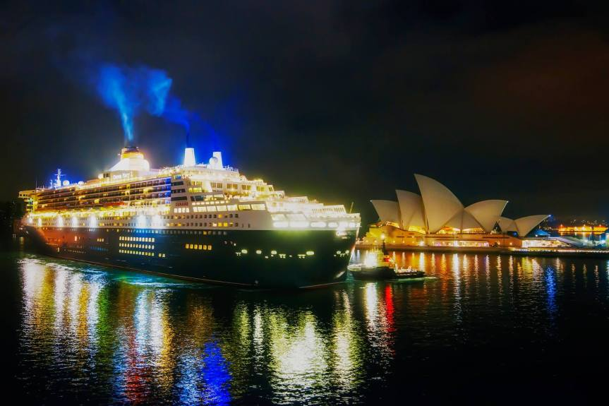 Sydney Opera House 2014