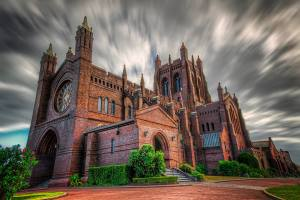The Christ Church Cathedral - Newcastle