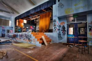 Macquarie Boys High School - School Hall