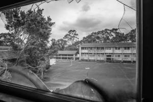 Macquarie Boys High School - Quad
