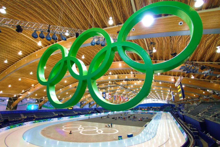 2010 - Winter Olympics - Vancouver Canada